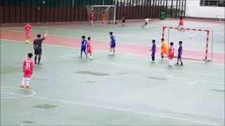 2015荃灣區小學推廣訓練計劃足球比賽 - 精英組 季軍