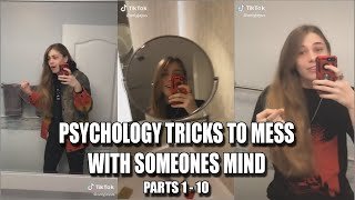 "ONLYJAYUS ""Psychology Tricks to Mess With Peoples Minds"" Parts  1-10 Tik Tok"