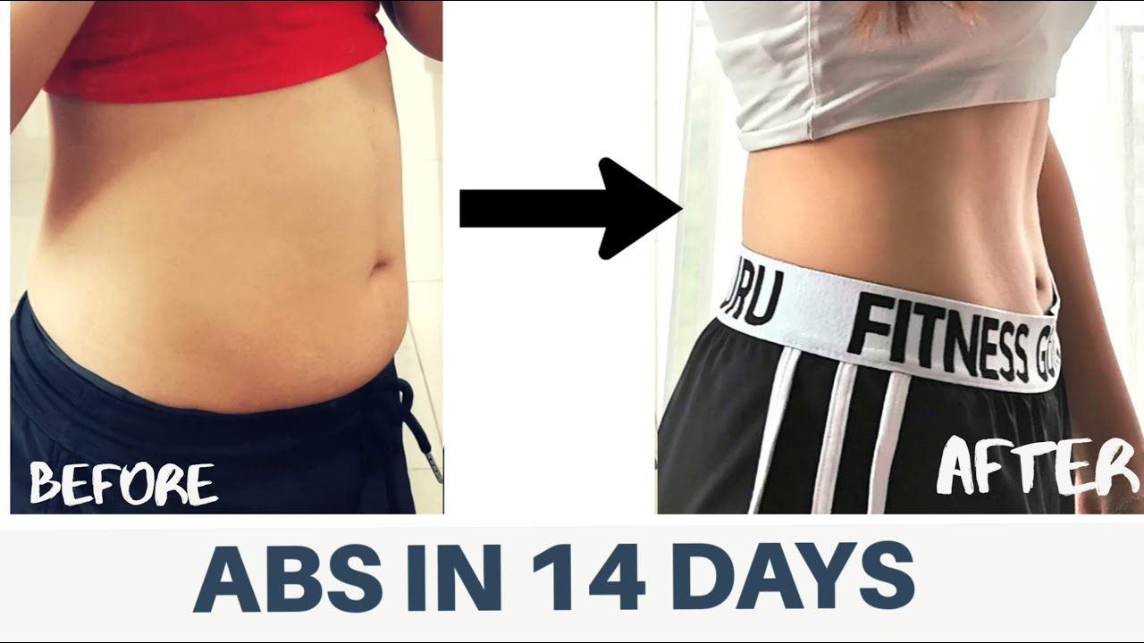 Abs Line in 14 Days! 15 Mins Pilates Workout (No equipment needed) - Belle Summer @sea_pilates