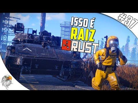 RUST VANILLA - ISSO SIM É RUST RAIZ #37