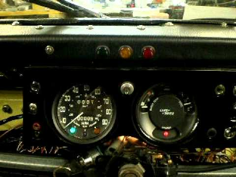 hqdefault land rover series 3 led warning lamps youtube,Land Rover Series 3 Dash Wiring Diagram