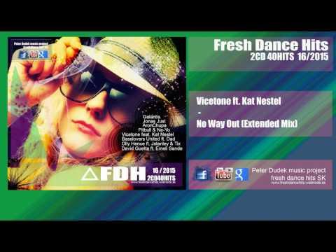Fresh Dance Hits 2015 (16) 2CD 40HITS
