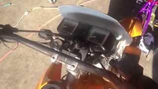 Sonic 250 Street Legal Dirt Bike