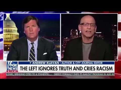 "Andrew Klavan on Tucker Carlson: ""Nothing Scandalizes the Left Like the Truth"""