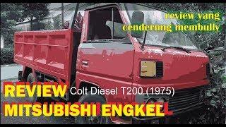 Review Mitsubishi Engkel (Colt Diesel T200 1975)