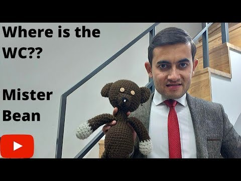 Mister Bean|Where is the WC? series