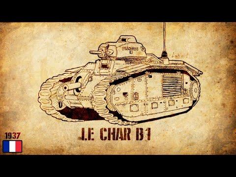 Métal Lourd #06 : Le Char B1 Bis | FR