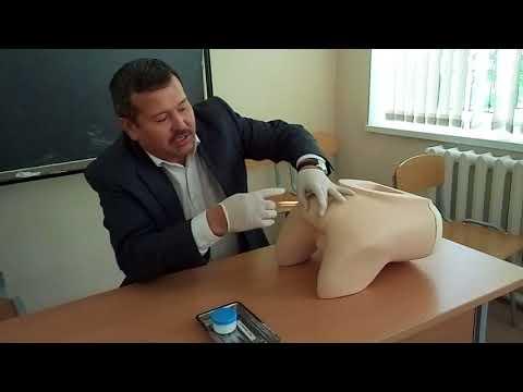 Ректальный осмотр - Урология (на казахском)