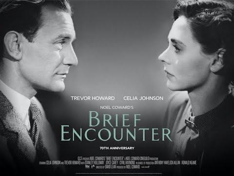 Brief Encounter - classic trailer
