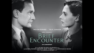 Brief Encounter - classic trailer