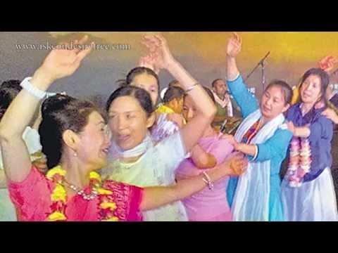 News - When people danced to Harinaam in Beijing