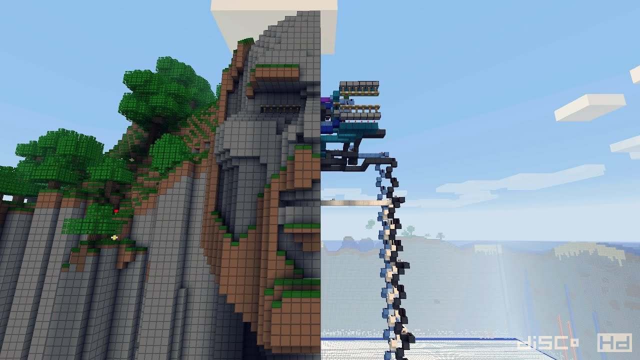 Minecraft Wallpaper 3d Herobrine Minecraft Behind The Temple Of Notch Youtube