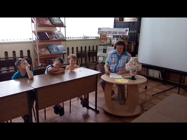 Изображение предпросмотра прочтения – ИринаГузиенко читает произведение «Лягушка-путешественница» В.М.Гаршина