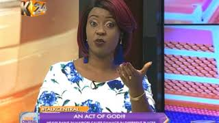 Talk Central : One on one with Jacqline Nyaminde ' Wilbroda' part 4