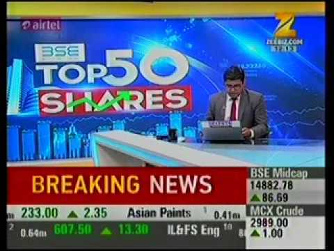 Top50 Share Tips By TriFid Research Expert On ZEE BUSINESS News Channel 13 June