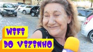 Wifi do Vizinho com Dona Irene