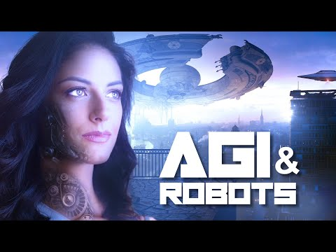 Robots & Artificial General Intelligence – How Robotics is Paving The Way for AGI