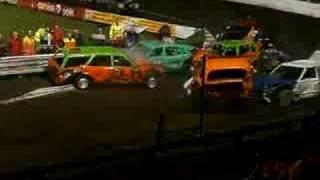 Cowdenbeath Racewall