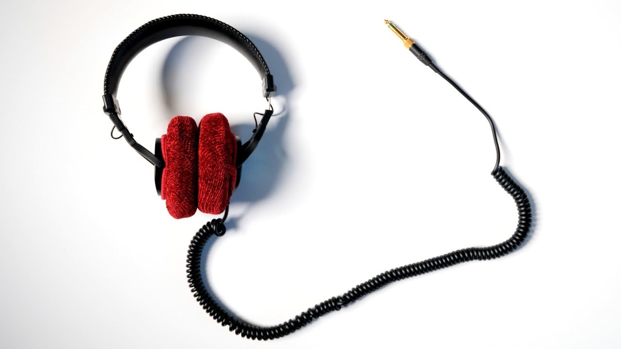 small resolution of shorten your sony mdr 7506 coiled cable no soldering