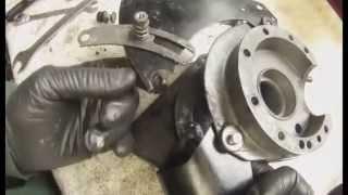 montage moteur solex 3800