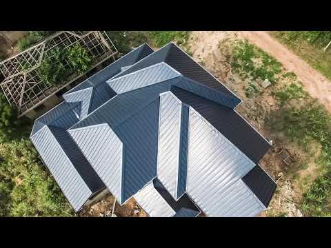 Get The Price Of Roofing Sheets In Ghana Aluminium Roofing Sheets Youtube