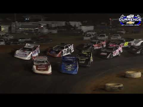 Durrence Layne Dirt Late Model Series at Talladega Short Track 10-11-19 Feature