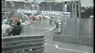 Monaco Grand Prix 1984 start