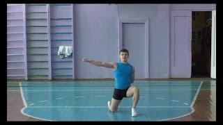 Соло -Хамиев Булат. Чемпионат Ульяновской области по спортивной аэробике