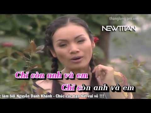 [DVD Karaoke] Thơ tình cuối mùa thu - Anh Thơ HD