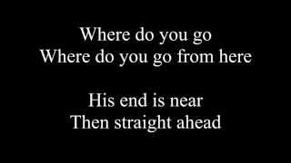 At the Edge of Time - Blind Guardian - Lyric Video
