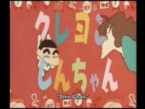 Crayon Shin Chan 3rd OP