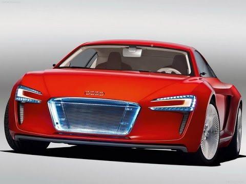 #195.Audi e tron 2009 (АВТОКОНЦЕПТ)