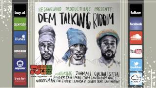 "Ginjah - ""Dem Talking"" (Reggaeland Prod. 2011)"