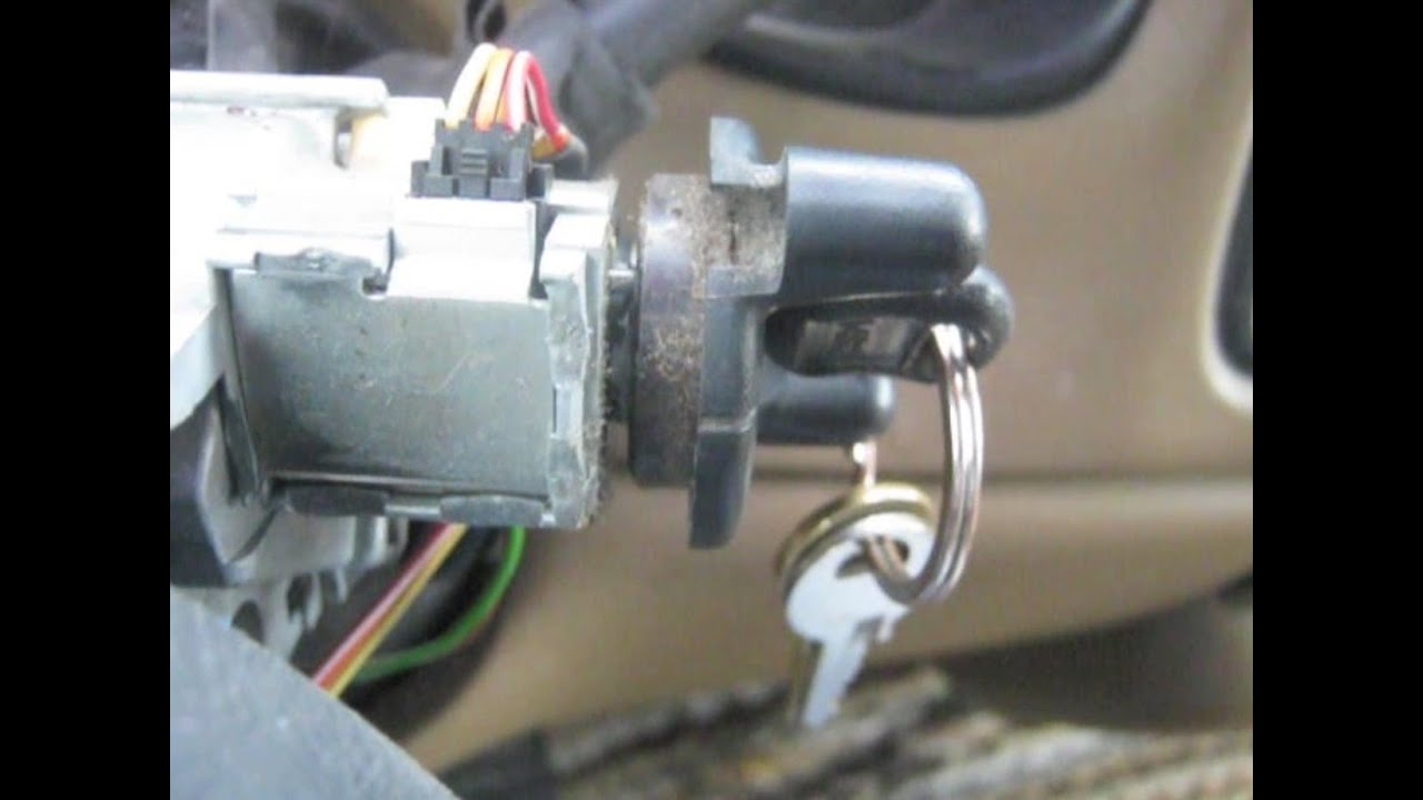 Suburban Lock And Key >> Key won't turn ignition - ignition lock cylinder Chevy ...