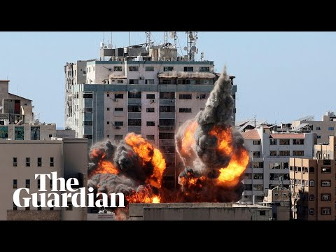 Israel strike in Gaza destroys Al Jazeera and media offices