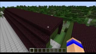 Город в Minecraft - 27 - Военная база