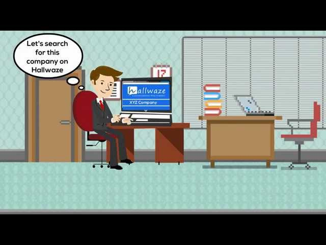 Hallwaze for Sales Executives - YouTube