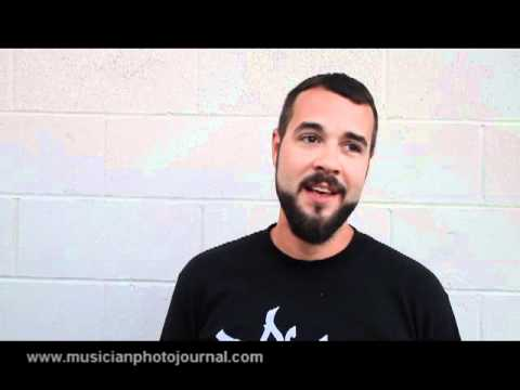 MPJ HALLOWEEN SPECIAL - Rob Arnold - CHIMAIRA