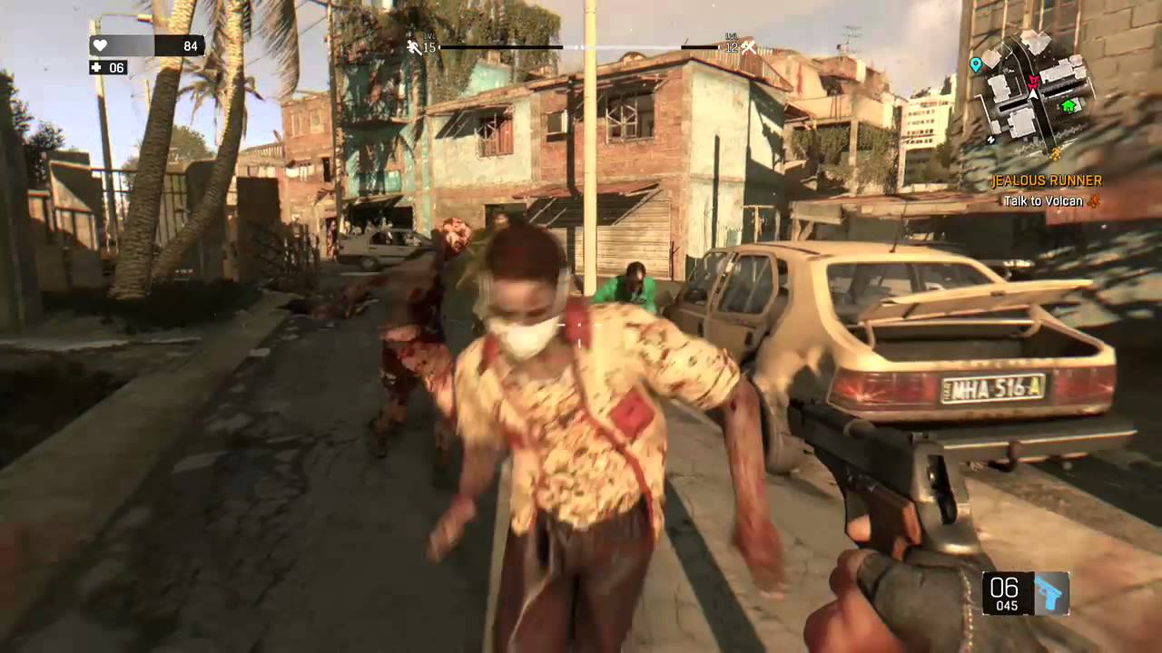how to get the italian plumber achievement in dying light
