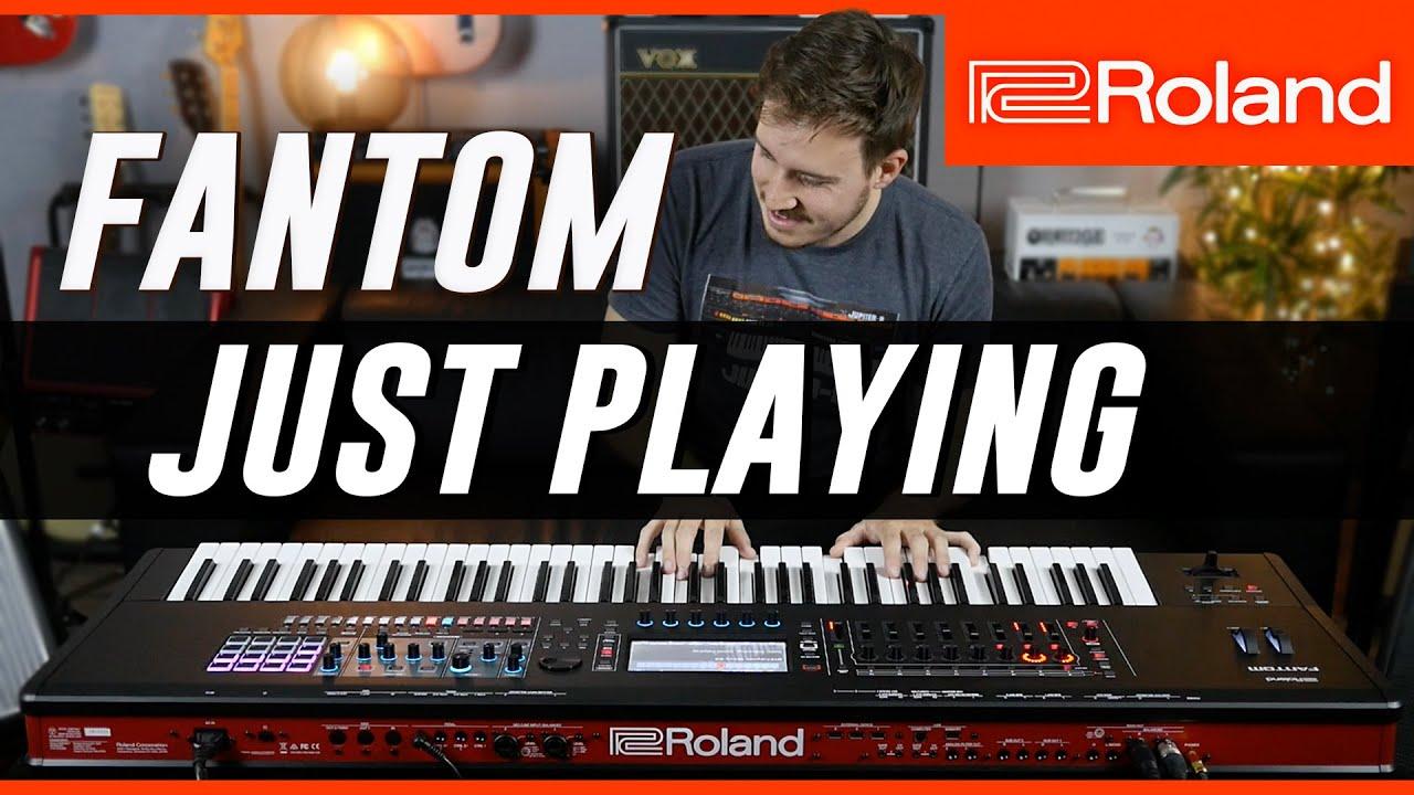 Roland Fantom 6 Workstation