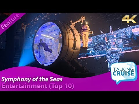 Symphony of the Seas – Your Guide to Shows & Entertainment (2018)