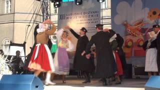 Lubuski Zespół Pieśni i Tańca im. L.Figasa - Dożynki Wojewódzkie 2011 Dąbrówka Wlkp.