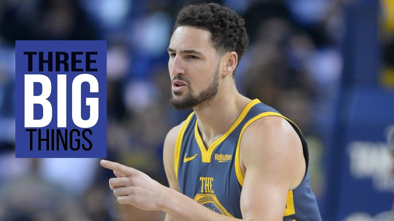 3 Big Things: Warriors dominate the Bulls 146-109