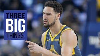 3 Big Things: Warriors dominate the Bulls 146-109