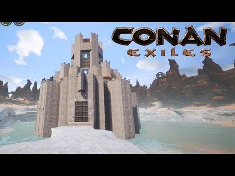 Conan Exiles - The Salt Keep (300%)