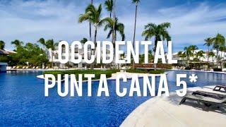 Occidental Punta Cana 5 свежий обзор отеля октябрь 2020
