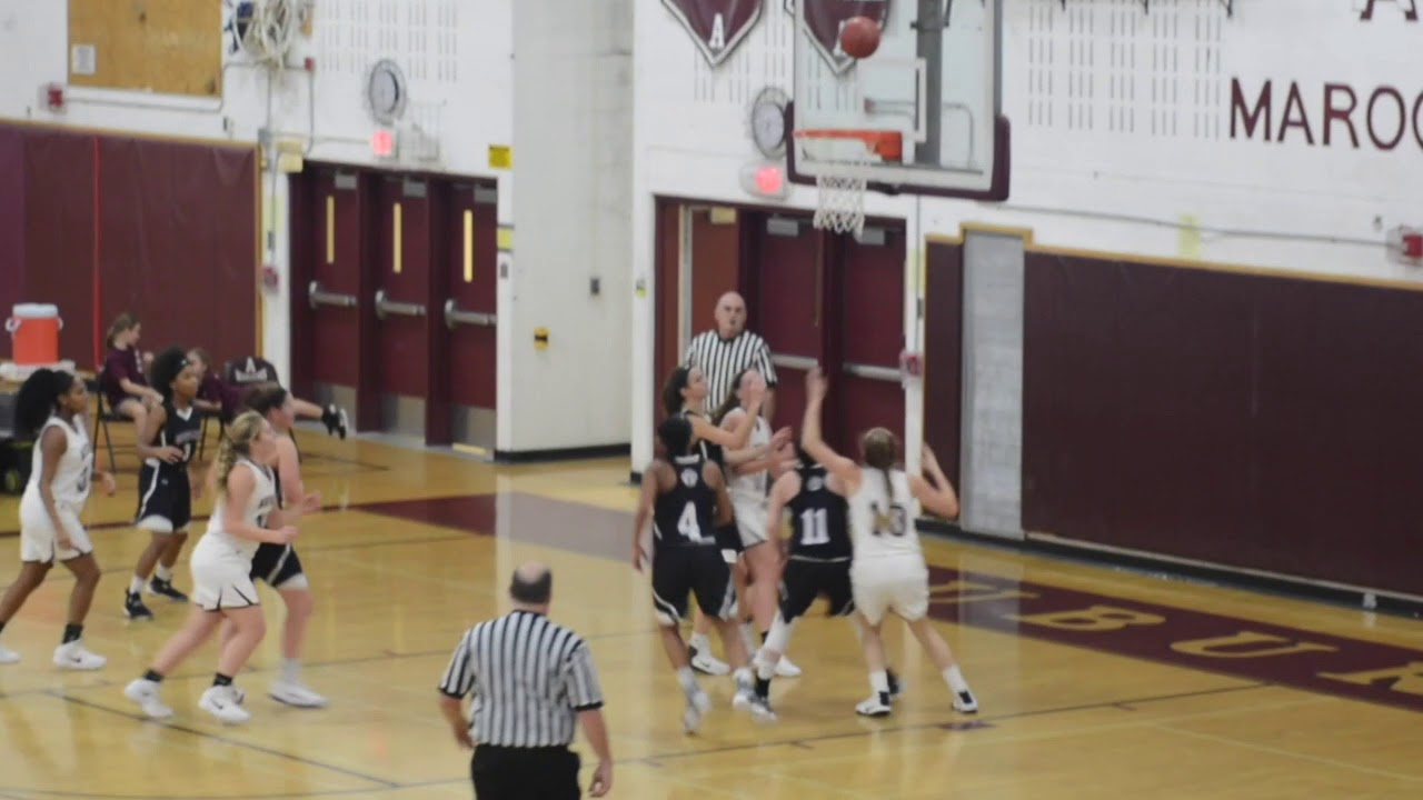 Highlights Gera Leads Auburn Girls Basketball Over Cortland