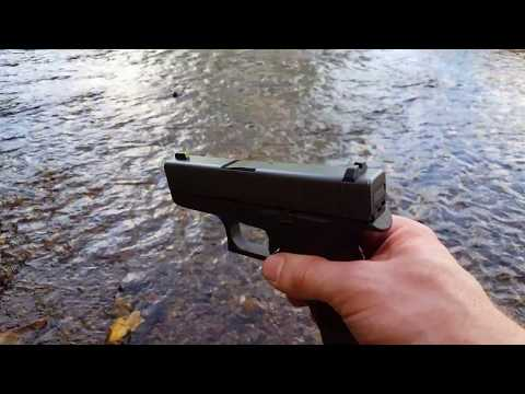 First Person Sight Review, Ameriglo Spaulding Glock 43