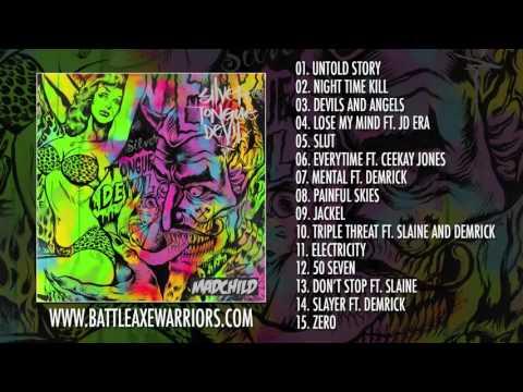 Madchild - 'Silver Tongue Devil' Full Album Stream