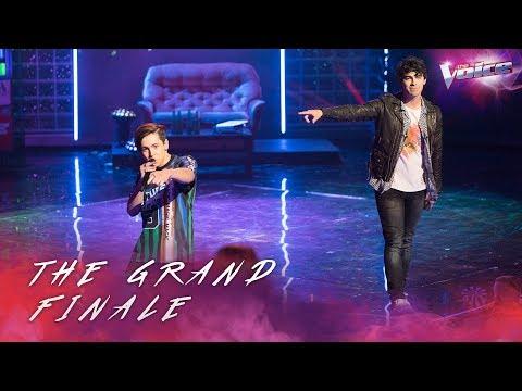 Grand Finale: Joe Jonas and Aydan Calafiore sing Shut Up and Dance | The Voice Australia 2018